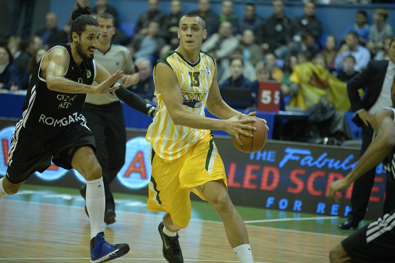 BC Kyiv - Gaz Metan Medias (02/11/13)