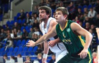 Triumph Lyubertsy - BC Kyiv (13/11/13)