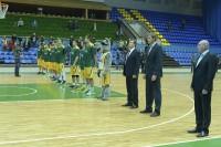 BC 'Kyiv' - BC 'Khimik' (01.02.14)