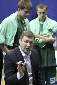 БК 'Будівельник' - БК 'Київ' (28.02.14)