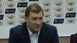 Post-game press conference of BC 'Kyiv' (12/10/13)