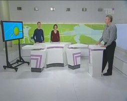 Olexander Volkov in the 'Sport' on the channel TVi
