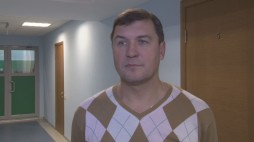 Comment by Vitaliy Cherniya before the game with  SC'Kryvbas'