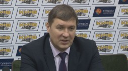 "Press-conference after the game BC ""Kyiv"" vs. BC ""Politechnika-Galychyna"""