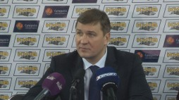 "Press-conference after the game BC ""Kyiv"" vs. MBC ""Mykolaiv"""