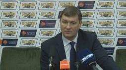"Press-conference after the game BC ""Kyiv"" vs. BC ""Ferro- ZNTU"""